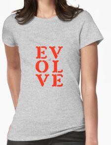 EVOLVE by Tai's Tees Womens Fitted T-Shirt
