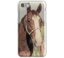 Bill and Kasey iPhone Case/Skin