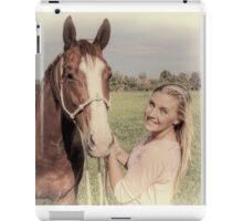 Bill and Kasey iPad Case/Skin