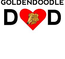 Goldendoodle Dad by kwg2200