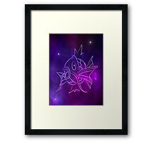 SpaceKarp Framed Print