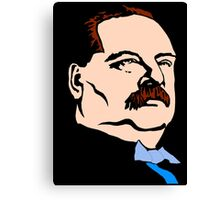 STEPHEN GROVER CLEVELAND Canvas Print
