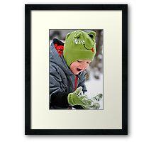 Joie de Vivre... Framed Print