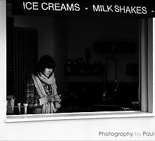 Ice Creams & Milkshakes by PaulBradley