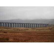 The Ribble-head viaduct Photographic Print