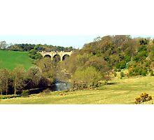 Lin's Mill Aqueduct Photographic Print