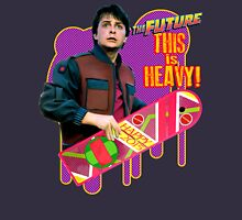 Happy 2015 - The Future, this is heavy Zipped Hoodie