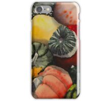 Gourds watercolor iPhone Case/Skin