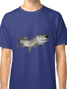 Toothy muskie Classic T-Shirt