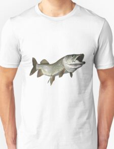 Toothy muskie Unisex T-Shirt