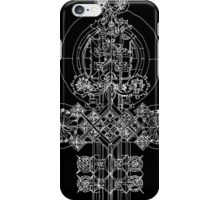 etched ornament iPhone Case/Skin