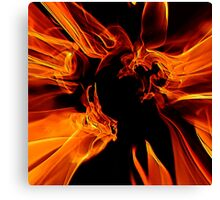 Solar Ghosts 2 Canvas Print