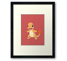 Charmander ! Framed Print