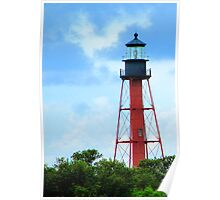 Anclote Island Lighthouse Poster