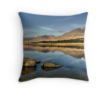 Loch Tulla Throw Pillow