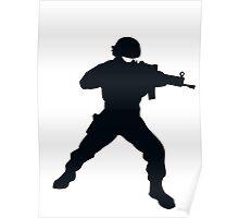 Tom Clancy Spec Ops Poster