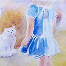 Little Girl Blue by ssalt