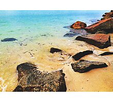Florida Clear Waters  Photographic Print