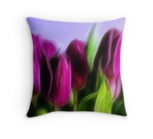 Calling of Spring Throw Pillow