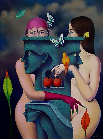 Discrecion by Jose De la Barra