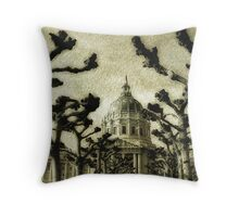1915 Throw Pillow