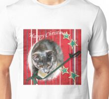 Happy Christmas wishes Unisex T-Shirt