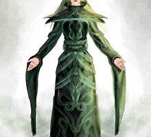Fantasy Elf by Kuauh