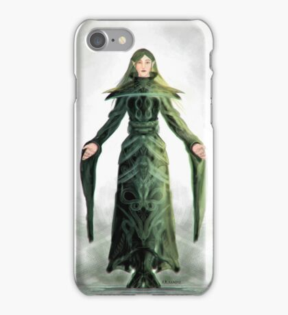 Fantasy Elf iPhone Case/Skin