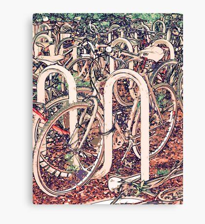 between classes Canvas Print