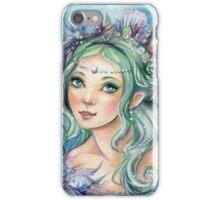 Cracia Green iPhone Case/Skin