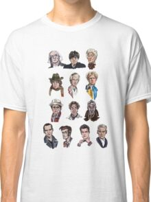 Lords of Time Collective Classic T-Shirt