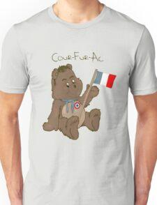 Cour-Fur-Ac Unisex T-Shirt