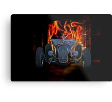 1927 Ford 'Track T' Roadster Metal Print