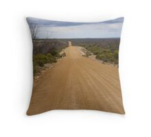 Quiss Road Throw Pillow