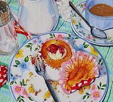 Cupcake Temptations by Paula Oakley
