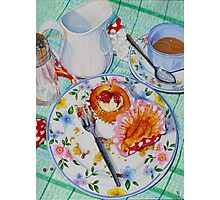 Cupcake Temptations Photographic Print