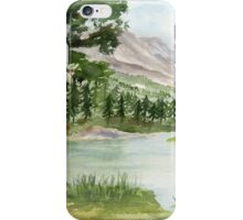 My Eden - Evolution Valley, High Sierra iPhone Case/Skin