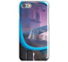 Take a moment to reflect. iPhone Case/Skin