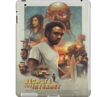 Donald Glover/Childish Gambino - Because The Internet iPad Case/Skin