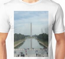 Washington Monument Unisex T-Shirt