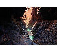 Hancock Gorge, Karijini Photographic Print