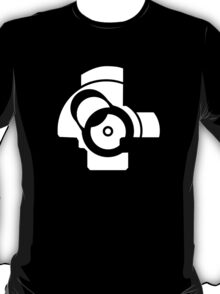 AK Bolt Face - Plain T-Shirt