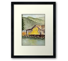 Ageless Beauty Framed Print