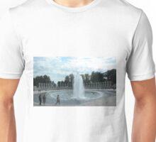 World War II Memorial Unisex T-Shirt