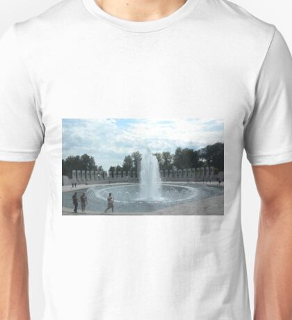 World War II Memorial Unisex T-Shirt