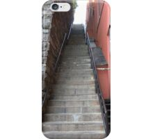 Exorcist Steps iPhone Case/Skin