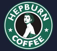 Audrey Hepburn Starbucks  Kids Clothes