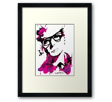 I am Michael Caine Framed Print