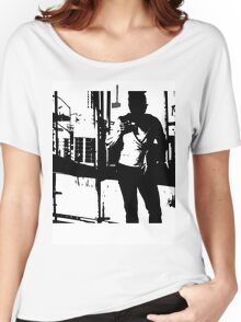 Drive By Shooting N.0 2 T Women's Relaxed Fit T-Shirt
