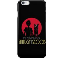 Adventures of Shaggy and Scoob shirt phone ipad case mug iPhone Case/Skin